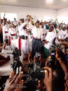 Itsekiri Nation Announce Passage of Ogiame Ikenwoli, Unmask New Olu-Designate
